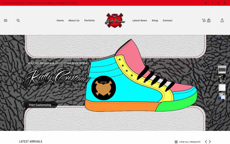 Katty Customs - Website - 1
