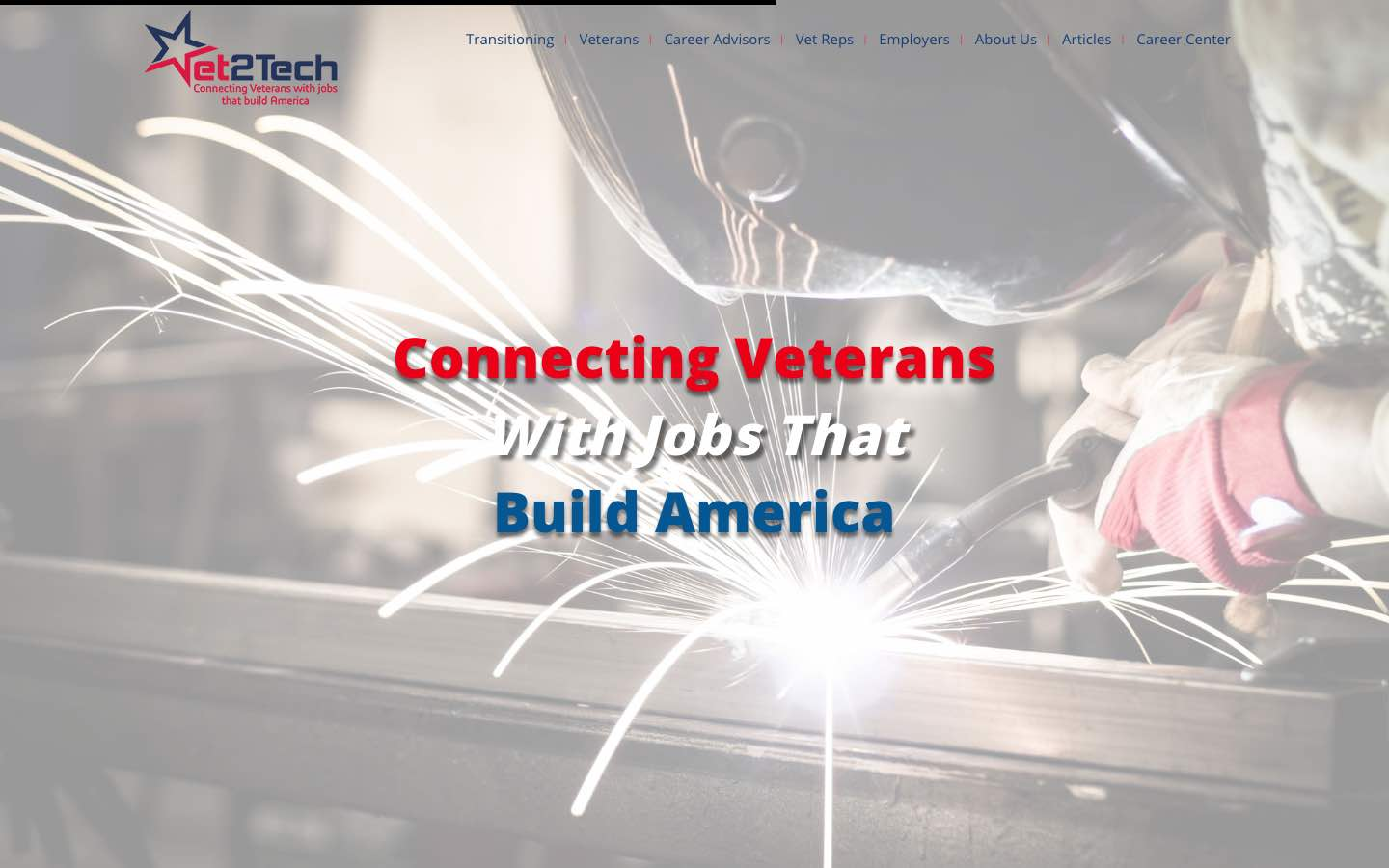 Vet2Tech - Website - 1