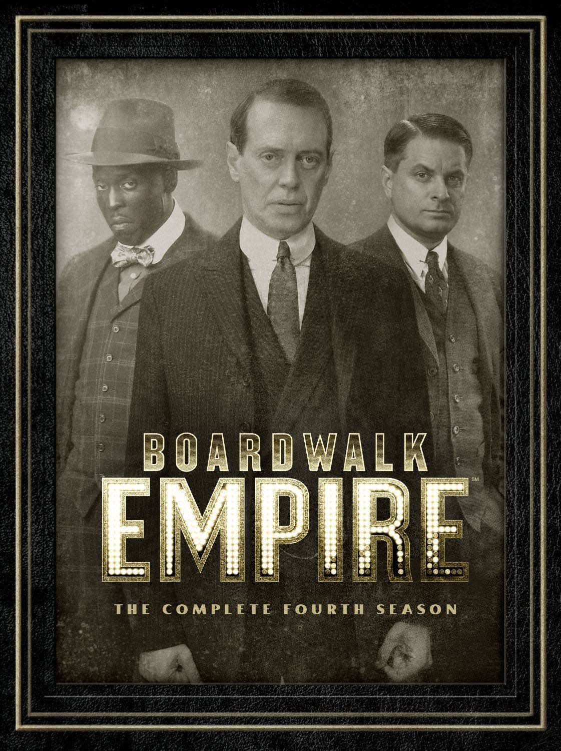 Boardwalk Empire - Season 4 - Cover