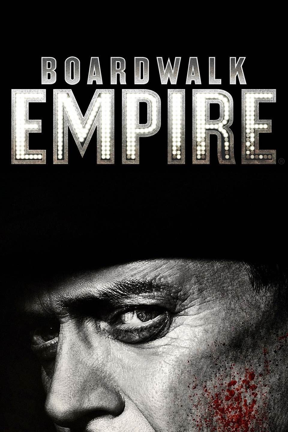 Boardwalk Empire - Season 5 - Cover